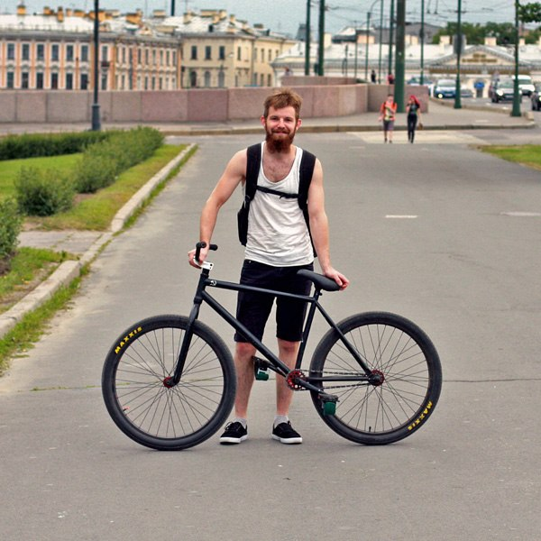 Александр, рабочий